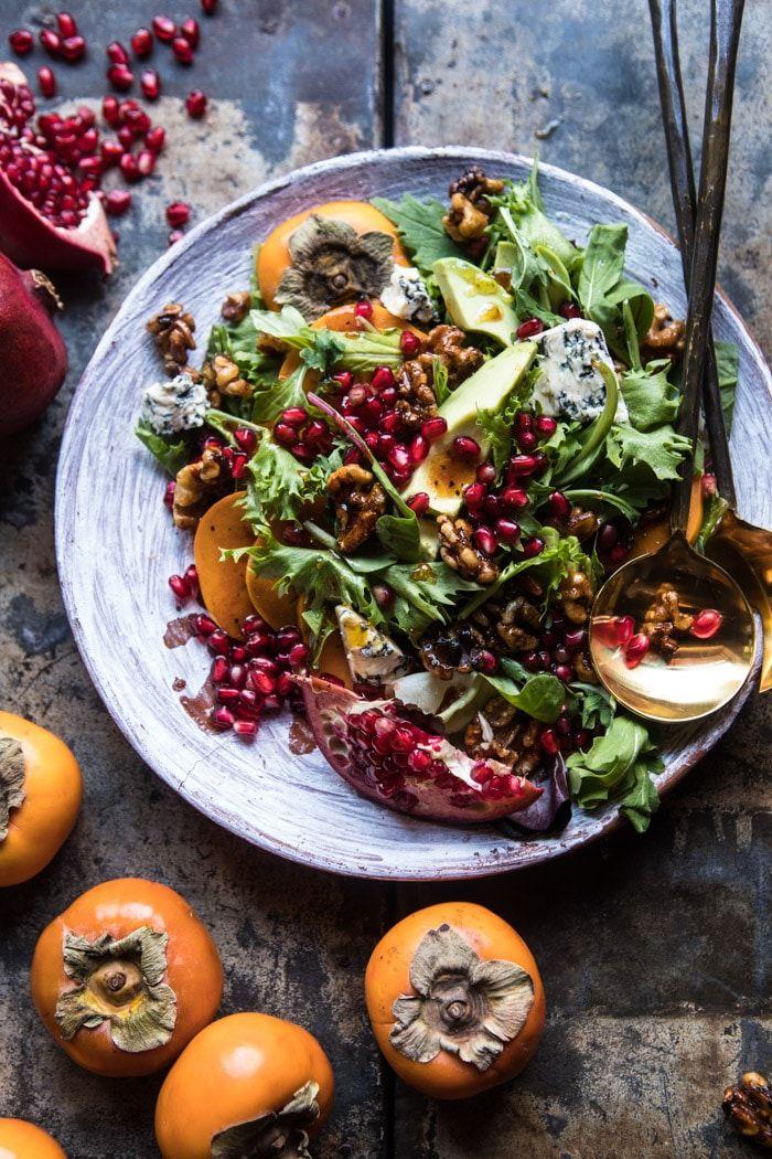 christmas side dishes salad