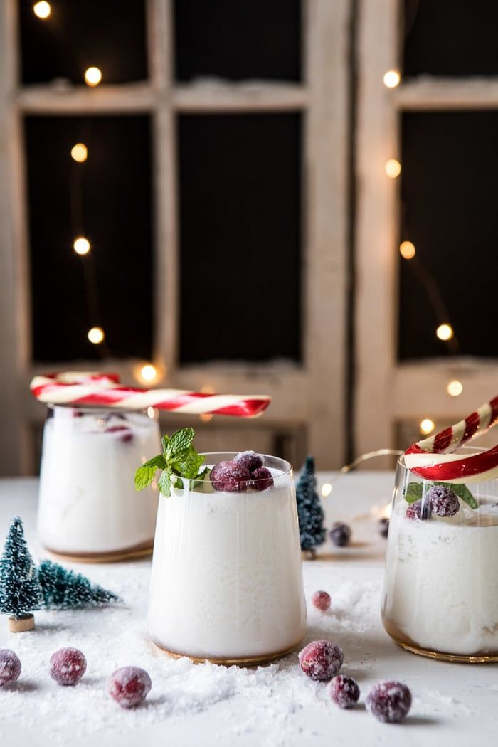 30 Christmas Cocktails That Guarantee a Jolly Good Time