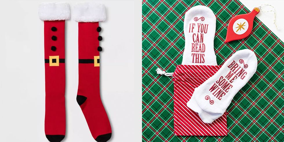 15 Pairs of Christmas Socks That Will Take Your Holiday Cheer to the Next Level