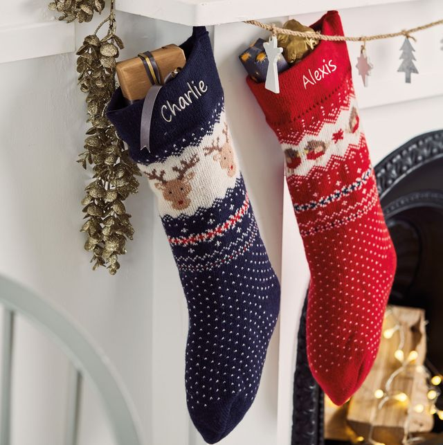 15 Christmas Stockings For The Whole Family