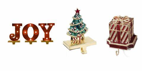 Stylish Christmas Stocking Holders