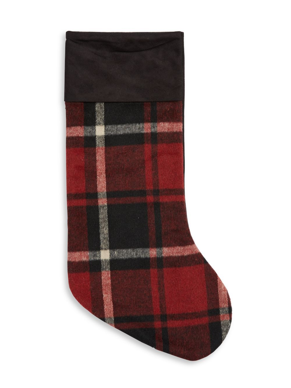 best christmas stockings knit and personalized christmas stocking ideas - Plaid Christmas Stockings