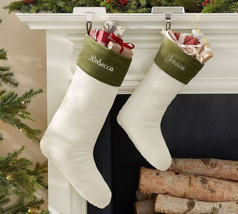 Best Christmas Stockings Knit And Personalized Christmas