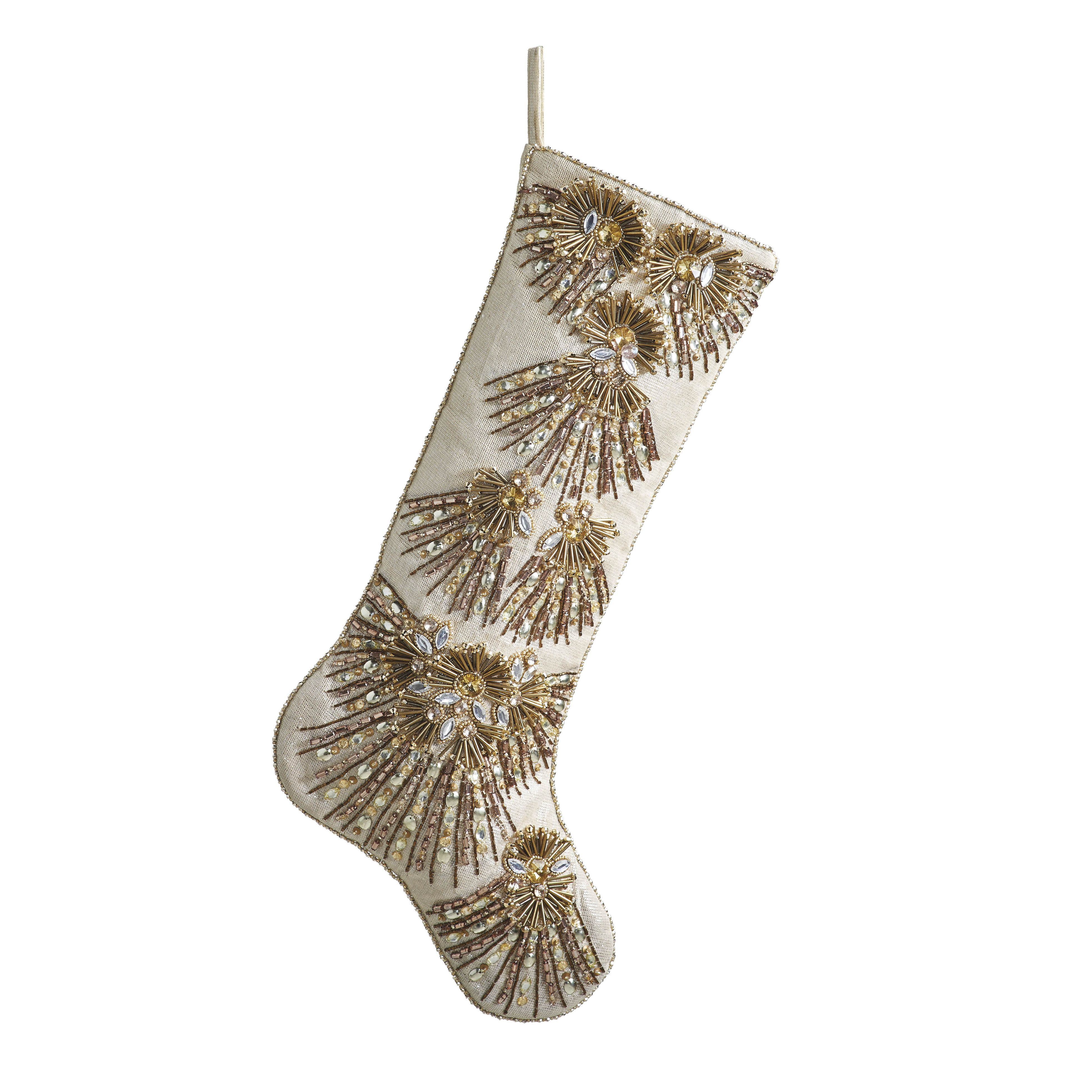 Best Christmas Stockings - Knit And Personalized Christmas Stocking ...