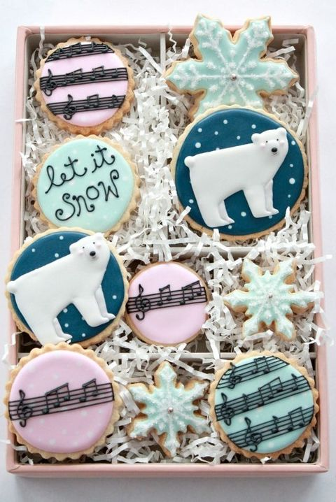 60 Easy Christmas Cookie Decorating Ideas - Best Recipes ...