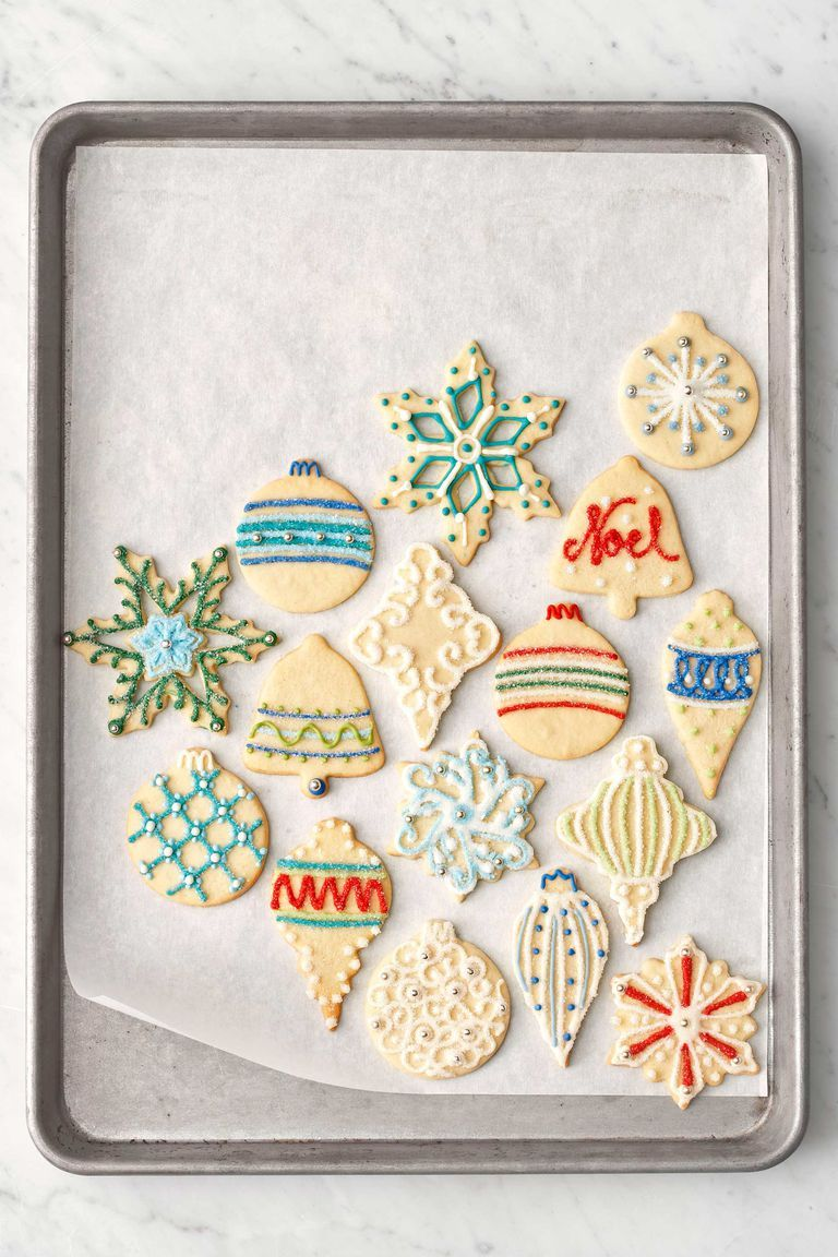christmas sugar cookies classic