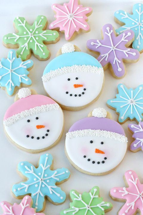 Decorating Christmas Cookies.49 Easy Christmas Cookie Decorating Ideas Best Recipes