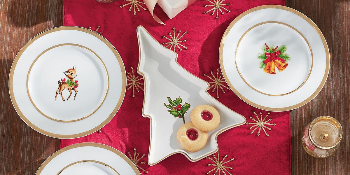 15 Best Christmas Table Decorations For 2018 Chic Dining
