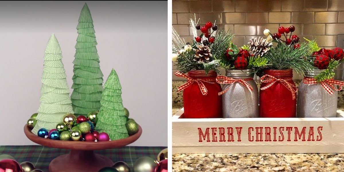 39 Christmas Table Decorations 2020 Holiday Centerpiece Ideas