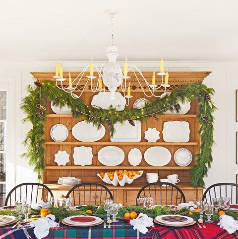 Christmas Table Decoration Ideas.Holiday Decorating Ideas Home Decor For Holiday Celebrations