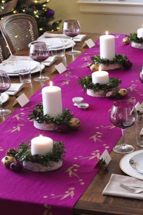 32 Christmas Table Decorations Centerpieces Christmas