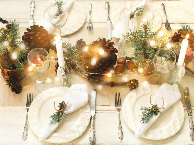 Christmas Table Ideas Christmas Table Decoration Ideas 2020
