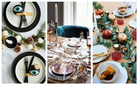 Christmas Table Settings Ideas Pictures.7 Christmas Table Settings Christmas Table Decoration Ideas
