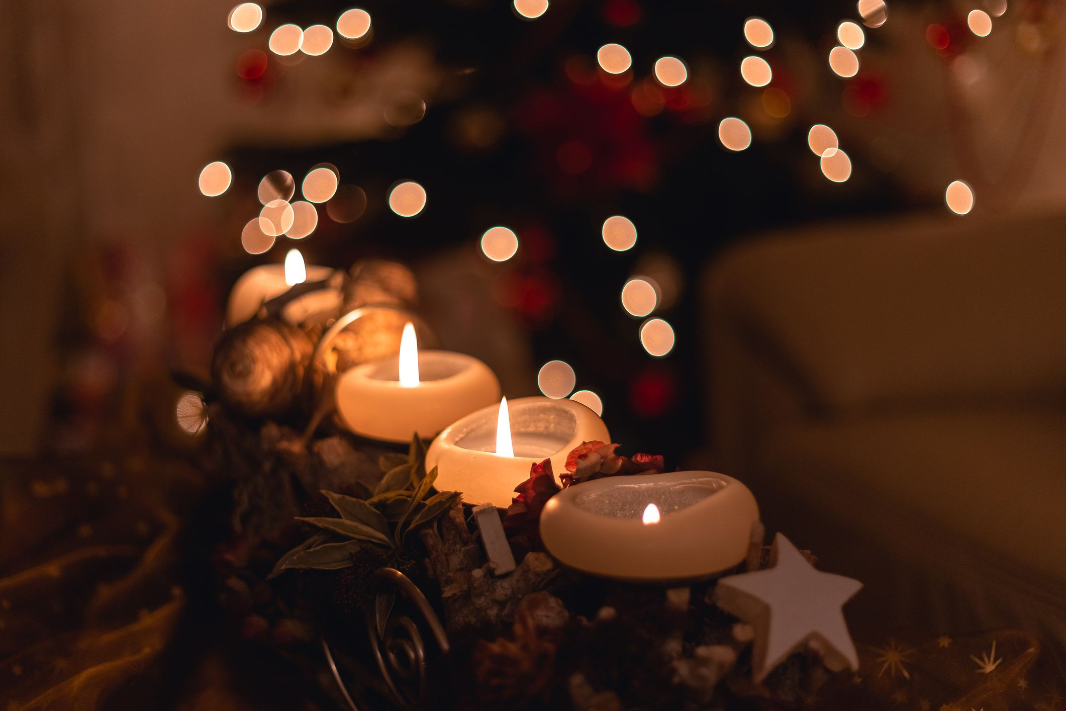 The scents that will always make your home feel Christmassy