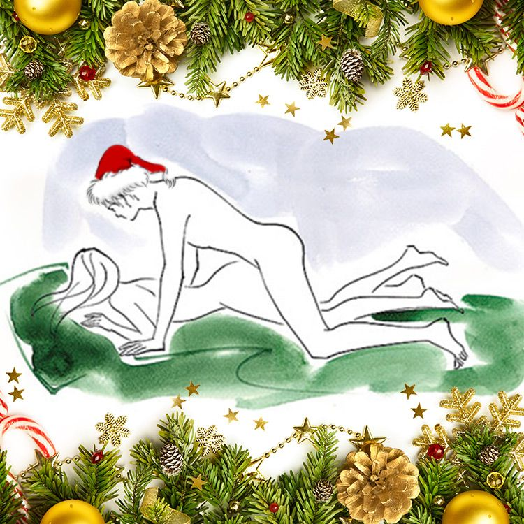 Christmas Sex Positions