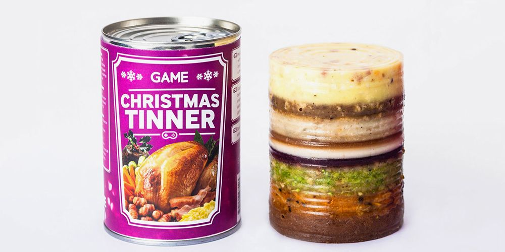 You Can Get a Full-Course 9-Layered Christmas Dinner In One Can