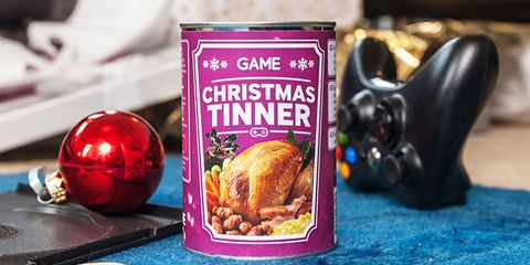 Christmas Tinner.Christmas Tinner Is The Dinner In A Can You Never Knew You