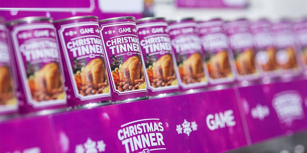 Christmas Tinner Is the Dinner in a Can You Never Knew You