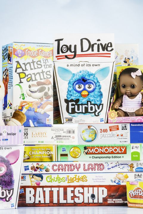 christmas traditions toy drive