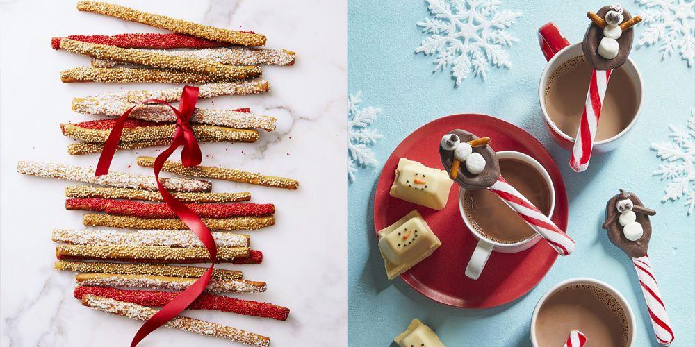 48 Easy Christmas Treats to Make - Best Recipes for Holiday Treats
