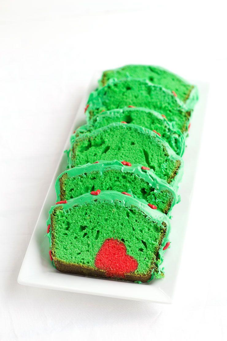 christmas treats cake