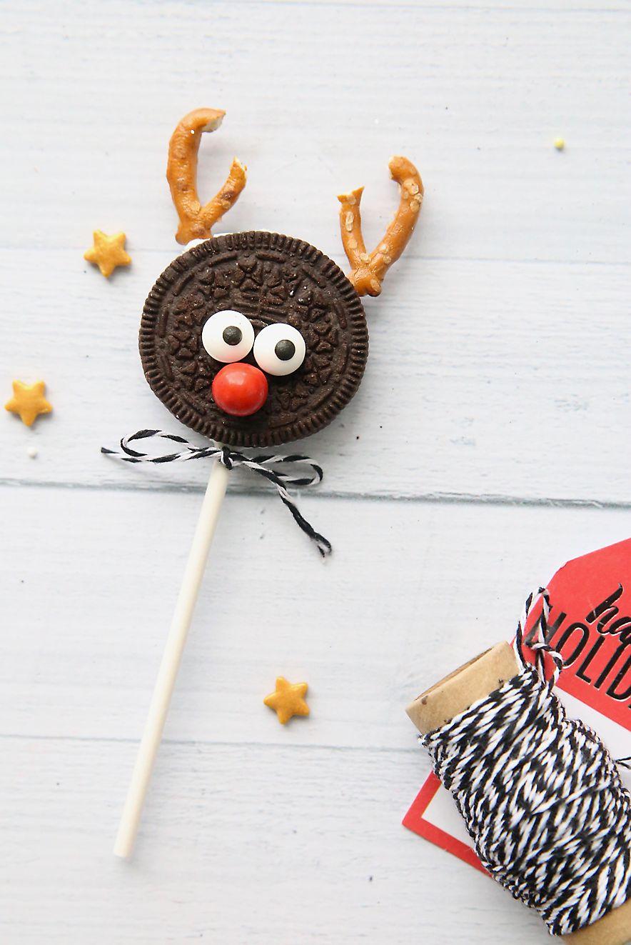 christmas treats oreos