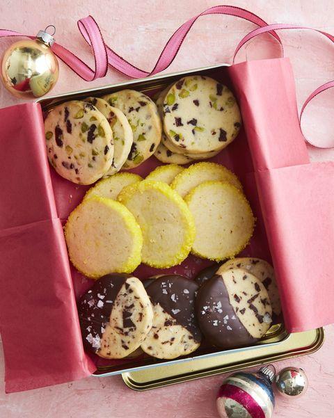 sliceandbake shortbread cookies