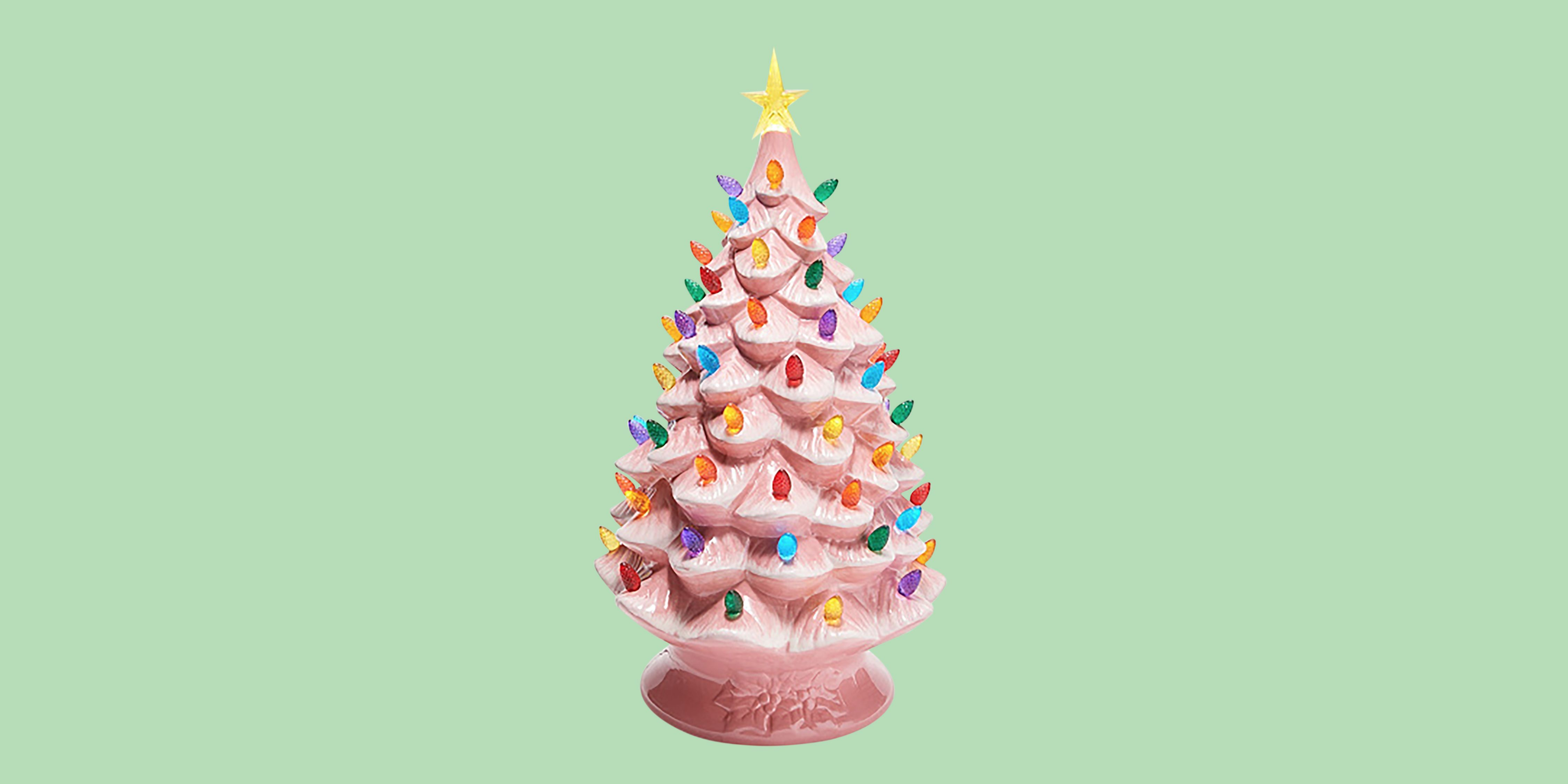 These Pink Ceramic Trees Are the Cutest Valentine's Day Decorations