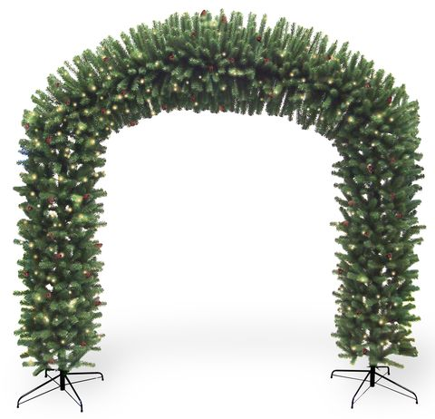Promo Archway 8ft Fir Artificial Christmas Tree, £399.99