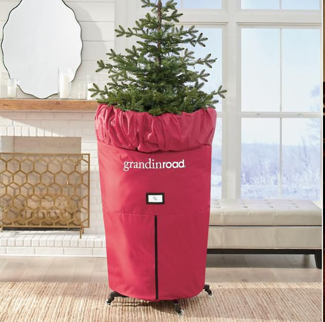Grandin Road Christmas.13 Best Christmas Tree Bags Christmas Tree Covers With