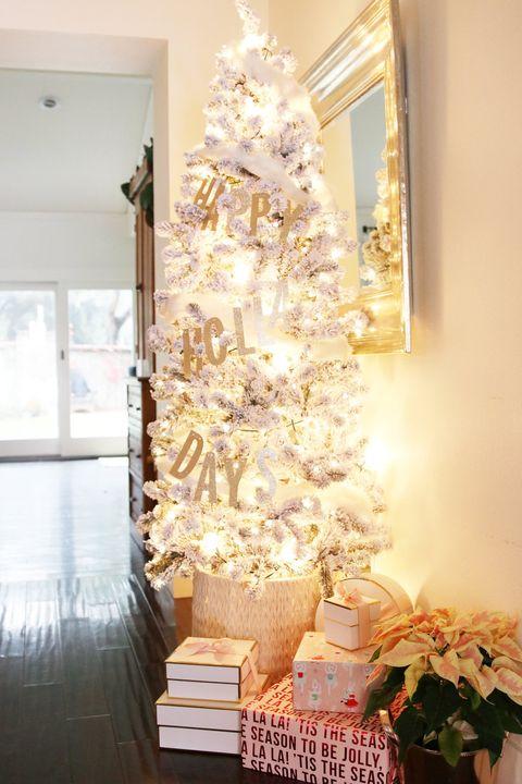 meilleures idées de décoration de sapin de Noël-deco