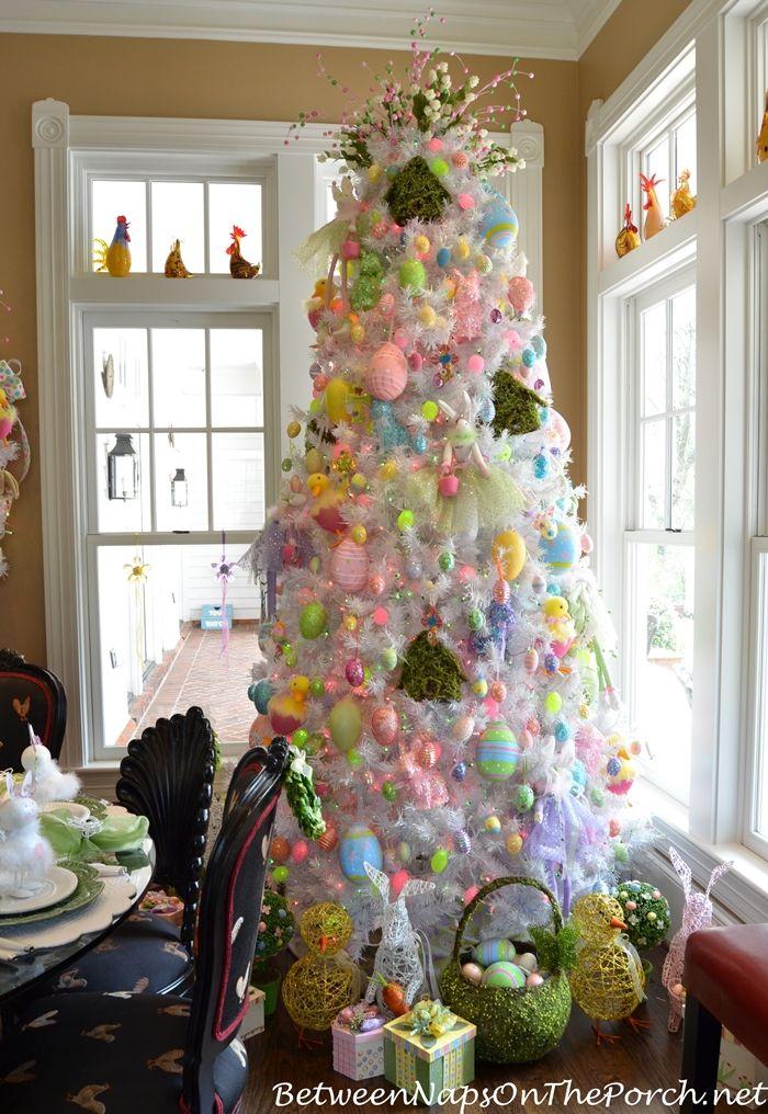 christmas-tree-decorated-for-easter-betw