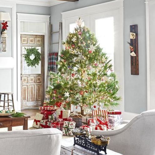 Arethe Silver Birches Collecting Christmas Trees This Year 2020? 85 Best Christmas Tree Decorating Ideas 2019   How to Decorate a