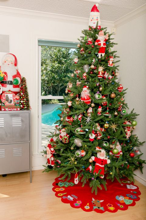 Christmas Tree Decorated.86 Best Christmas Tree Decorating Ideas How To Decorate A