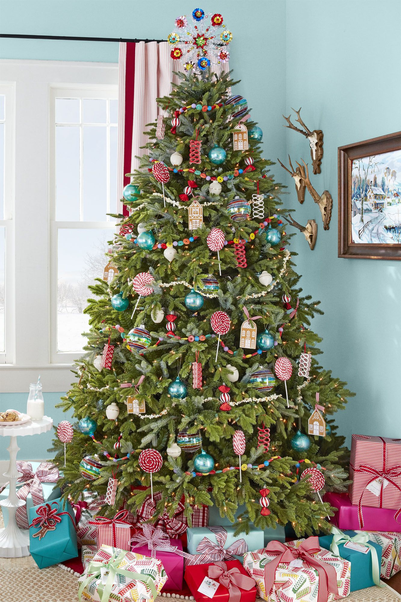 42 Unique Christmas Tree Decorations 2019 Ideas For