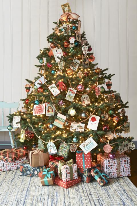 42 Unique Christmas Tree Decorations 2019 Ideas For Decorating