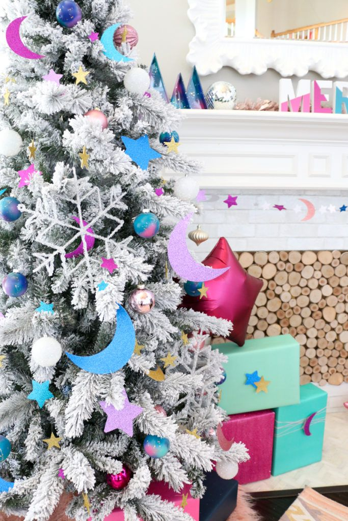 Pink Christmas Tree Decorations Ideas.42 Unique Christmas Tree Decorations 2019 Ideas For