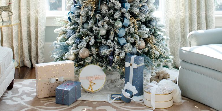 30 beautiful christmas tree decoration ideas 2017 Over the top christmas tree decorations