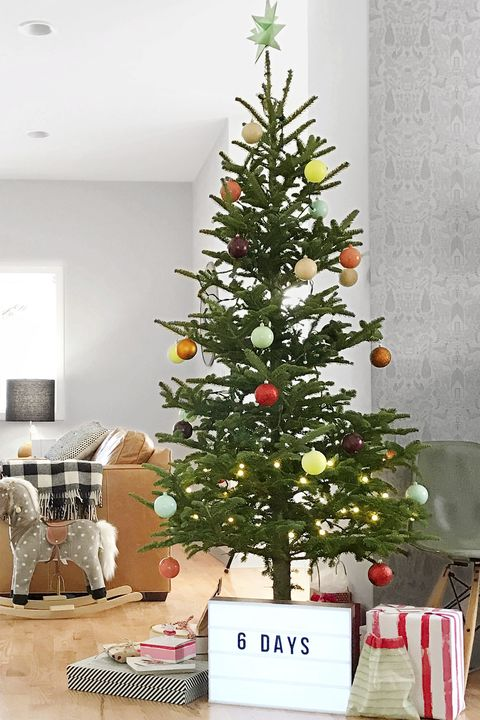 Christmas Pic.42 Unique Christmas Tree Decorations 2019 Ideas For