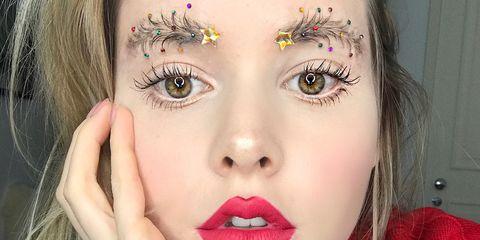 Face, Eyebrow, Eyelash, Lip, Skin, Nose, Forehead, Cheek, Eye, Head,