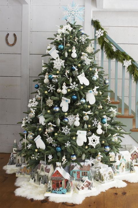 Christmas Tree Decorations Ideas.50 Decorated Christmas Tree Ideas Pictures Of Christmas