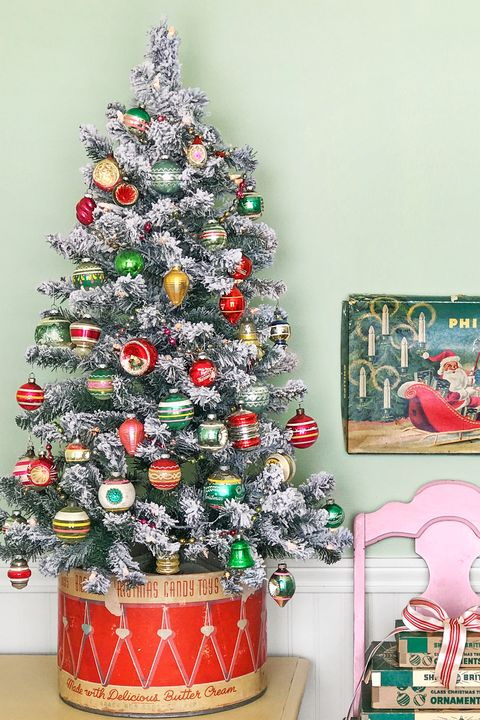 Candy Themed Christmas Decorations.50 Decorated Christmas Tree Ideas Pictures Of Christmas