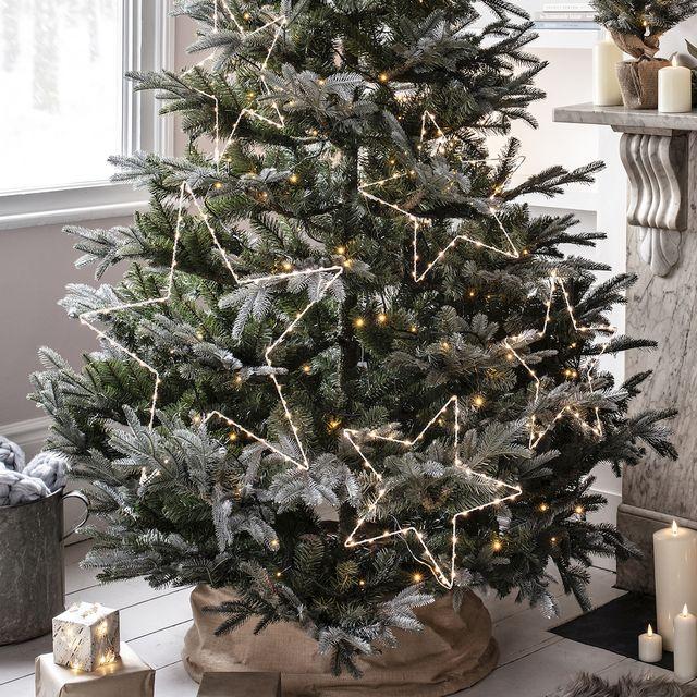 Christmas Tree Living Room Osby Star Lifestyle