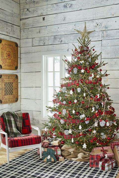 Best Christmas Tree Ribbon Ideas Ways To Add Ribbon To Your Christmas Tree