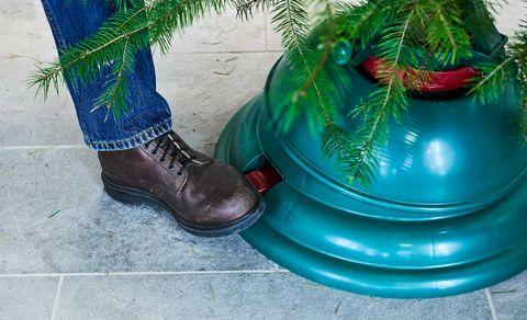Prueba de soporte de árbol de navidad con roy berendsohn en septiembre de 2020