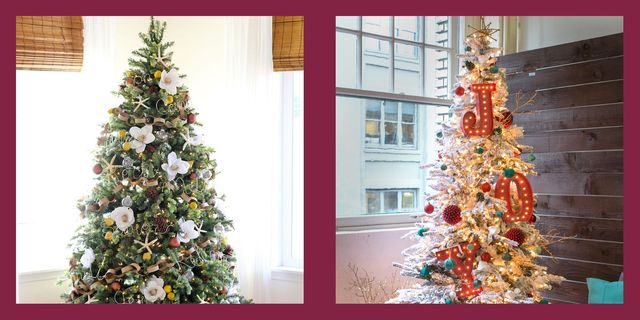 25 Picture Perfect Christmas Tree Themes Brilliant Themed Christmas Ideas
