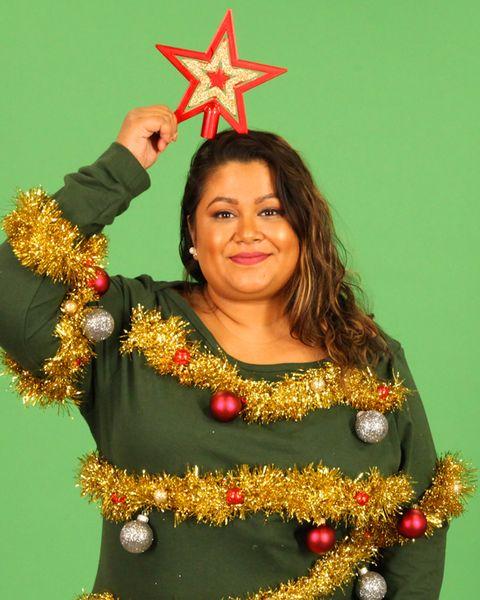31 Ugly Christmas Sweaters To Buy Or Diy Homemade Ugly