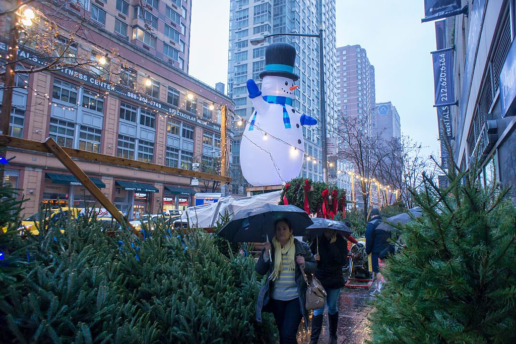 Christmas Trees Are Going for as Much as $6,500 in New York City in 2019