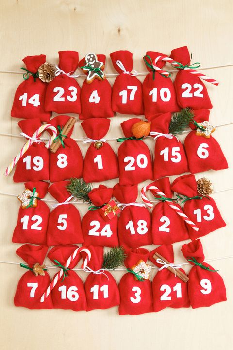 christmas trivia advent calendar