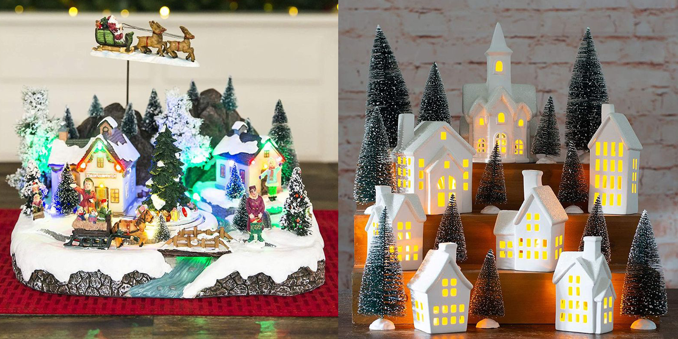 10 Best Christmas Villages Village Sets You Ll Love In 2020
